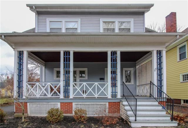 319 Berkeley Street, Rochester, NY 14607 (MLS #R1167305) :: BridgeView Real Estate Services