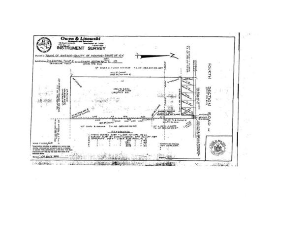 00 Fourth Section Road, Sweden, NY 14420 (MLS #R1167926) :: MyTown Realty