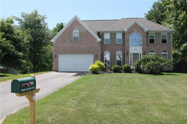 795 Wood Meadow, Webster, NY 14580 (MLS #R1168811) :: The Rich McCarron Team