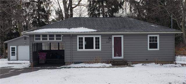 242 Whittier Road, Ogden, NY 14559 (MLS #R1168836) :: Robert PiazzaPalotto Sold Team