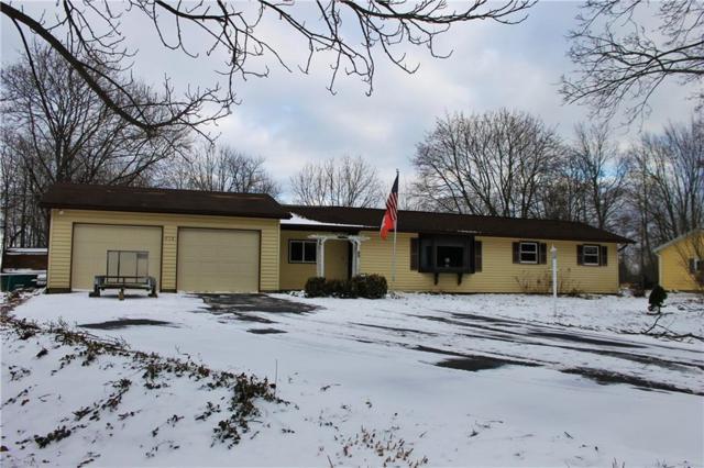 978 Clarkson Parma Tl Road, Parma, NY 14468 (MLS #R1172595) :: Robert PiazzaPalotto Sold Team
