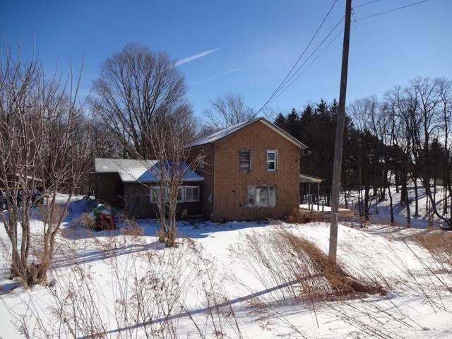 1581 Route 246, Covington, NY 14525 (MLS #R1172643) :: BridgeView Real Estate Services