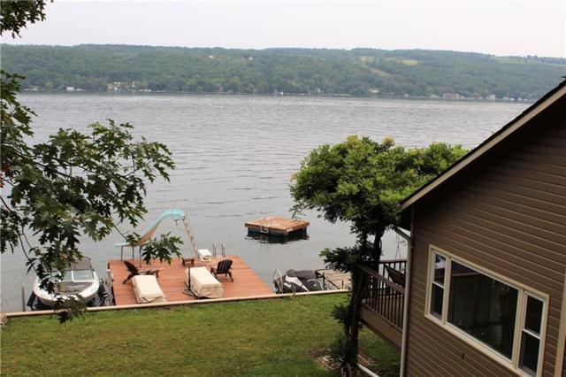 10408 West Lake Rd, Urbana, NY 14840 (MLS #R1172708) :: Robert PiazzaPalotto Sold Team