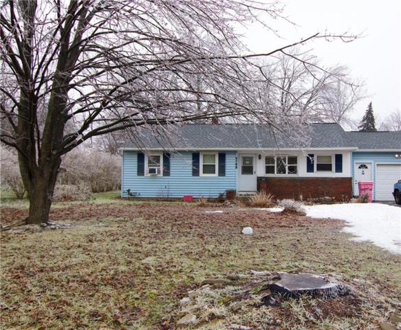 4798 Lyell Road, Ogden, NY 14559 (MLS #R1172862) :: Robert PiazzaPalotto Sold Team
