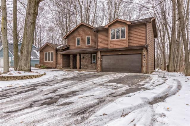 209 Willowood Drive, Greece, NY 14612 (MLS #R1172901) :: BridgeView Real Estate Services