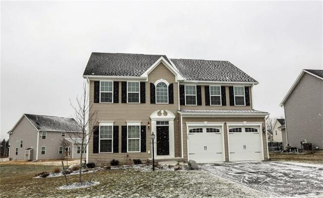 164 Stoneledge Way, Penfield, NY 14526 (MLS #R1173010) :: The CJ Lore Team   RE/MAX Hometown Choice