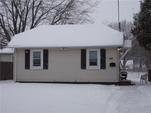 160 Bergen Street, Rochester, NY 14606 (MLS #R1173631) :: MyTown Realty