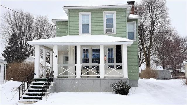 116 Cottage Street, Auburn, NY 13021 (MLS #R1173738) :: Robert PiazzaPalotto Sold Team