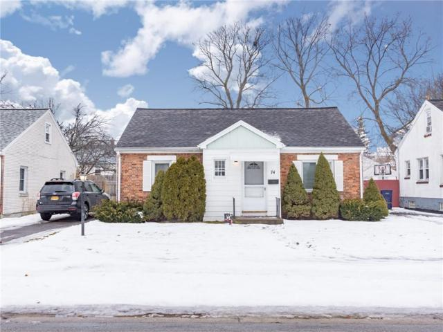 74 Brockley Road, Irondequoit, NY 14609 (MLS #R1173752) :: BridgeView Real Estate Services