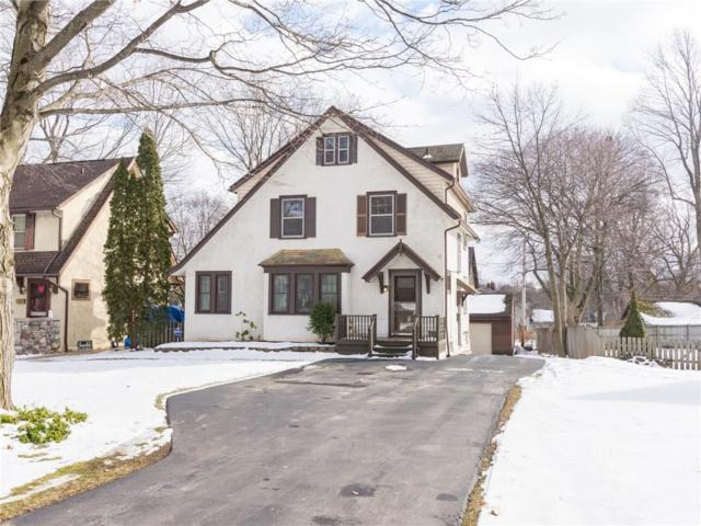 201 Seymour Road, Irondequoit, NY 14609 (MLS #R1173803) :: Robert PiazzaPalotto Sold Team