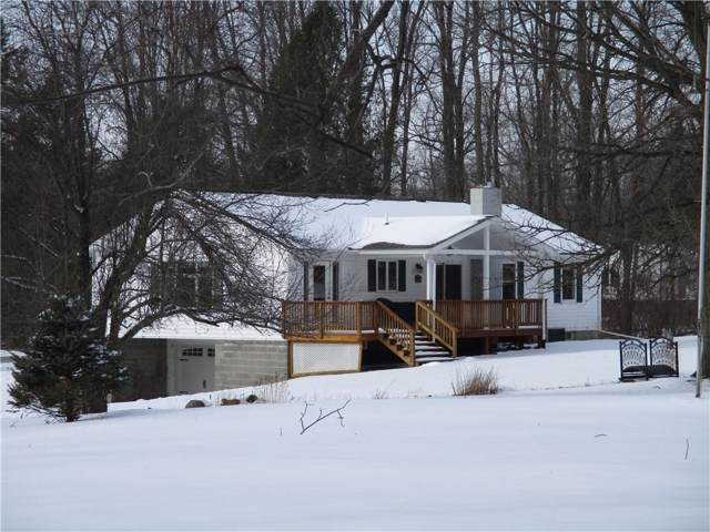5085 Holley Byron Road, Clarendon, NY 14470 (MLS #R1173824) :: MyTown Realty