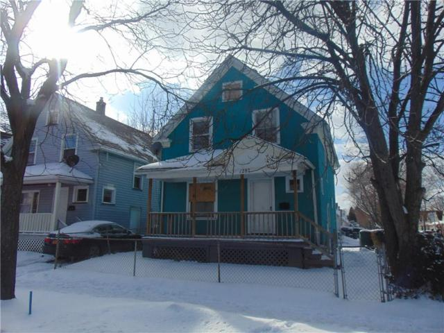1287 North Street, Rochester, NY 14621 (MLS #R1173982) :: BridgeView Real Estate Services