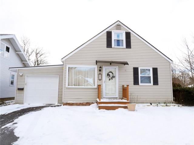 171 Dewberry Drive, Irondequoit, NY 14622 (MLS #R1174293) :: Robert PiazzaPalotto Sold Team