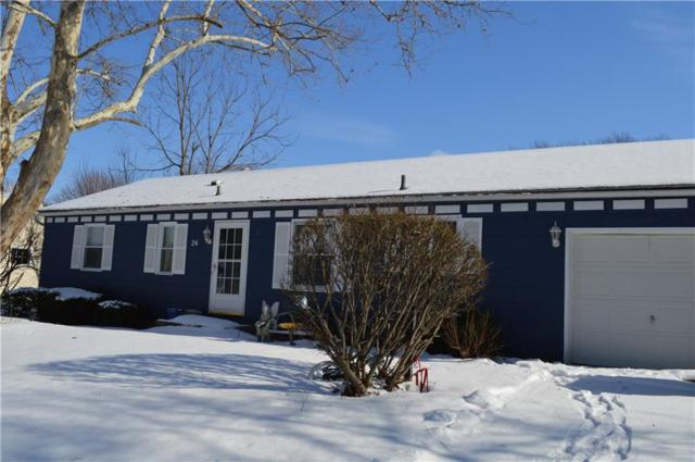 24 Buffalo Horn Circle, Henrietta, NY 14467 (MLS #R1174333) :: Robert PiazzaPalotto Sold Team