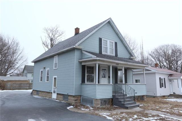 160 Humboldt Street, Rochester, NY 14610 (MLS #R1174905) :: BridgeView Real Estate Services