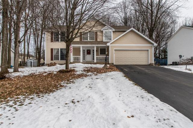 3254 Pineview Drive, Macedon, NY 14568 (MLS #R1175030) :: BridgeView Real Estate Services