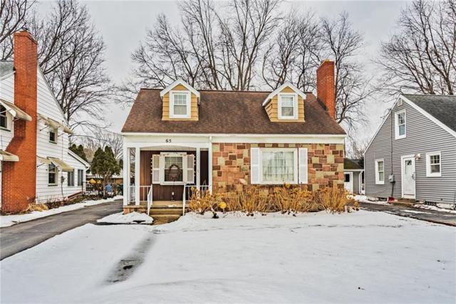 65 Burling Road, Rochester, NY 14616 (MLS #R1175473) :: BridgeView Real Estate Services