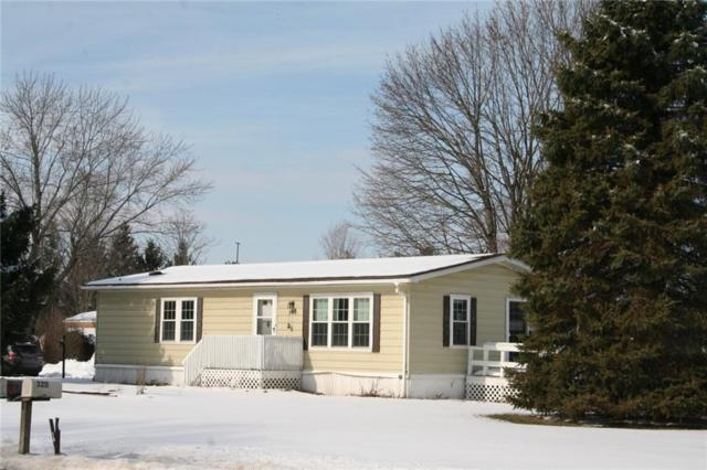 168 Spring Run, Manchester, NY 14432 (MLS #R1175977) :: BridgeView Real Estate Services