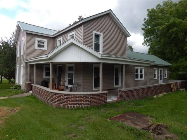 7283 Webster Crossing Road, Springwater, NY 14560 (MLS #R1176915) :: The Chip Hodgkins Team