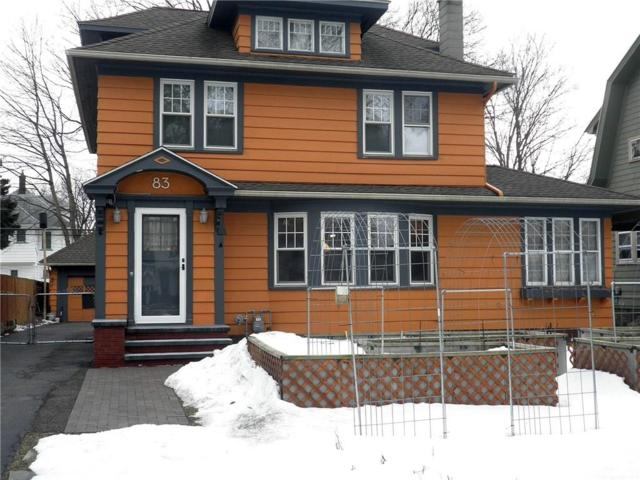 83 Inglewood Drive, Rochester, NY 14619 (MLS #R1176994) :: Updegraff Group