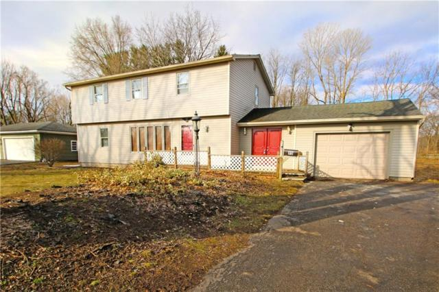 15 Yolanda Drive, Chili, NY 14624 (MLS #R1177404) :: BridgeView Real Estate Services