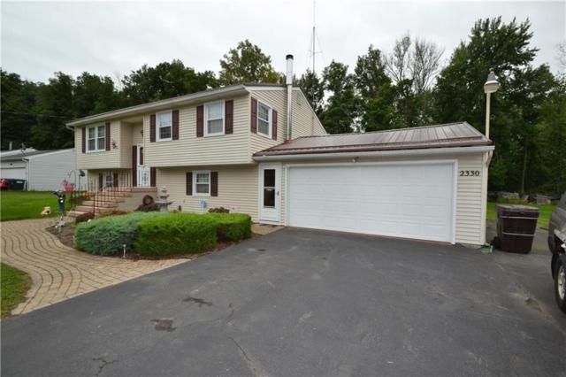 2330 Cornwall Drive, Macedon, NY 14502 (MLS #R1177696) :: BridgeView Real Estate Services