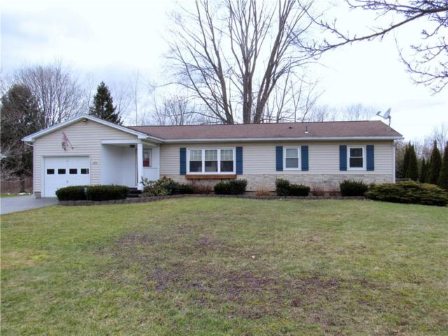 474 Chestnut Ridge Road, Chili, NY 14624 (MLS #R1178151) :: BridgeView Real Estate Services