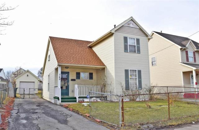 749 Clifford Avenue, Rochester, NY 14621 (MLS #R1178228) :: BridgeView Real Estate Services