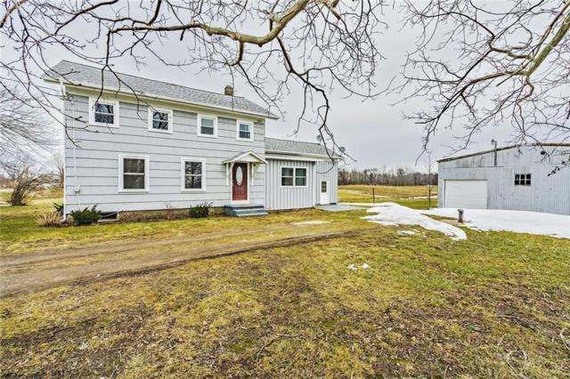 1553 Center Road, Kendall, NY 14476 (MLS #R1178329) :: BridgeView Real Estate Services