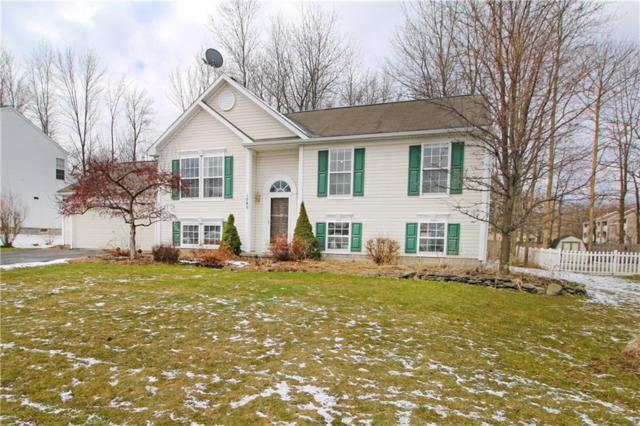1085 Fawn Wood Drive, Webster, NY 14580 (MLS #R1179043) :: The Rich McCarron Team