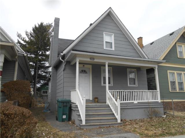 771 Goodman Street S, Rochester, NY 14620 (MLS #R1181962) :: Robert PiazzaPalotto Sold Team