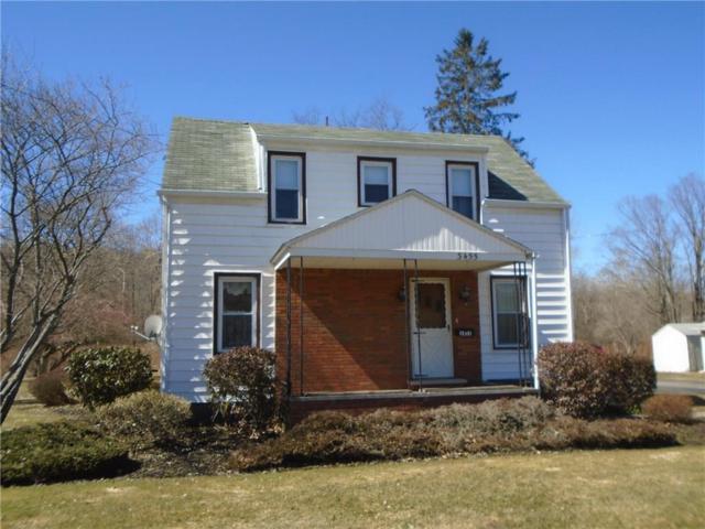 3455 Riverside Drive, Scio, NY 14895 (MLS #R1182452) :: The Glenn Advantage Team at Howard Hanna Real Estate Services