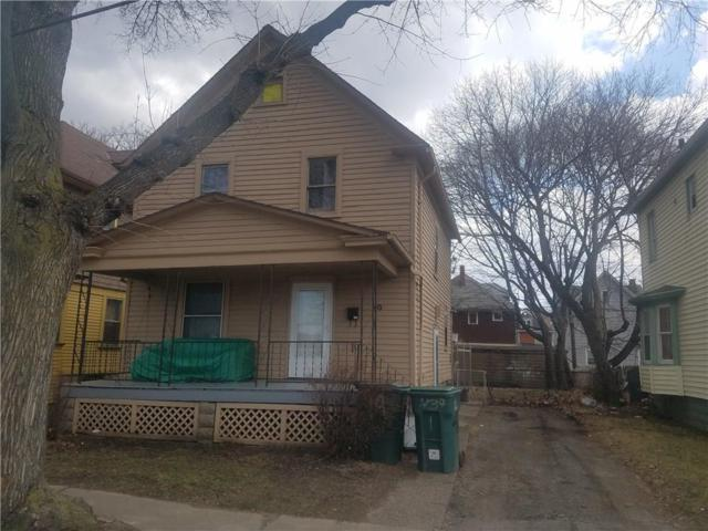 40 Ackerman Street, Rochester, NY 14609 (MLS #R1182915) :: The Chip Hodgkins Team