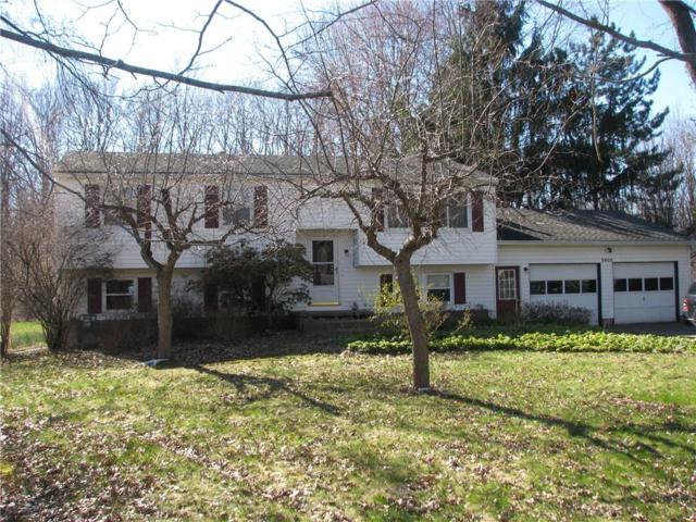 5409 Fosdick Road, Walworth, NY 14519 (MLS #R1184373) :: Robert PiazzaPalotto Sold Team