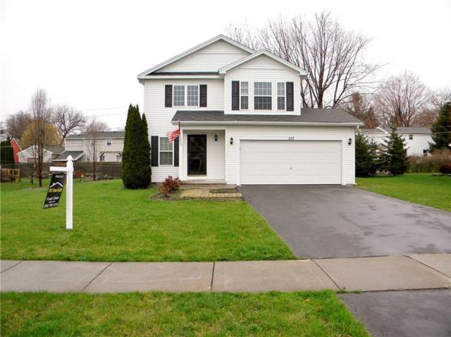 117 Little Tree Lane, Parma, NY 14468 (MLS #R1185764) :: The CJ Lore Team | RE/MAX Hometown Choice