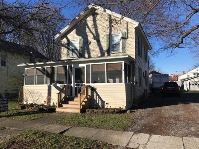 13 Clinton Street, North Dansville, NY 14437 (MLS #R1185800) :: Robert PiazzaPalotto Sold Team