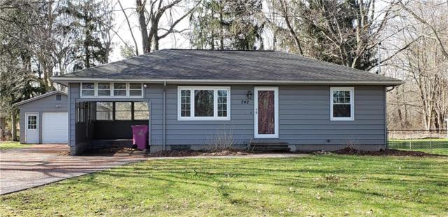 242 Whittier Road, Ogden, NY 14559 (MLS #R1186115) :: Robert PiazzaPalotto Sold Team