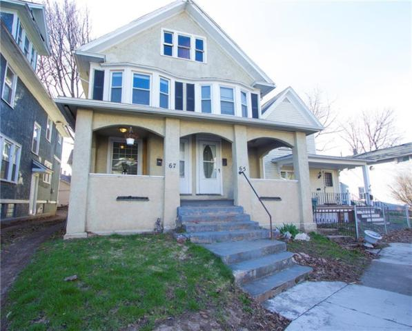65-67 Woodlawn Street, Rochester, NY 14607 (MLS #R1186192) :: Robert PiazzaPalotto Sold Team