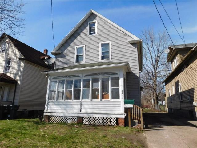 104 Wilbur Street, Rochester, NY 14611 (MLS #R1186543) :: Robert PiazzaPalotto Sold Team