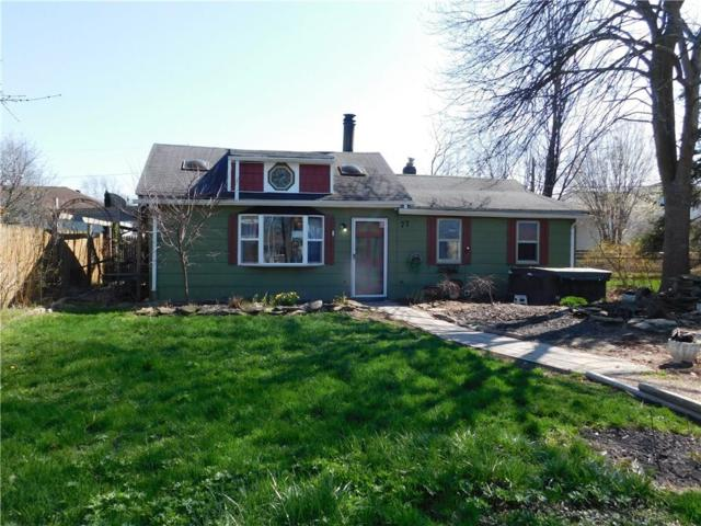77 Ford Avenue, Gates, NY 14606 (MLS #R1186999) :: Robert PiazzaPalotto Sold Team