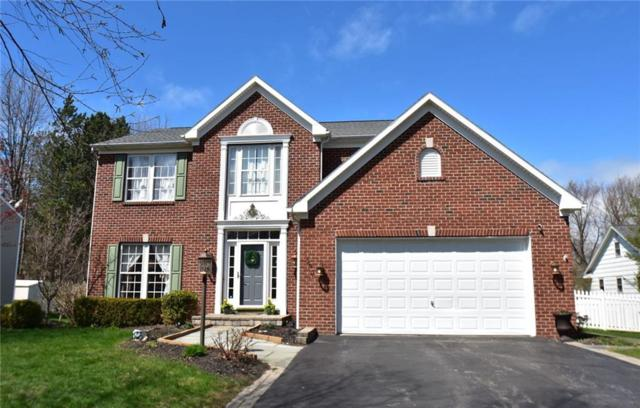 592 Morning Glory Drive, Webster, NY 14580 (MLS #R1187171) :: Robert PiazzaPalotto Sold Team