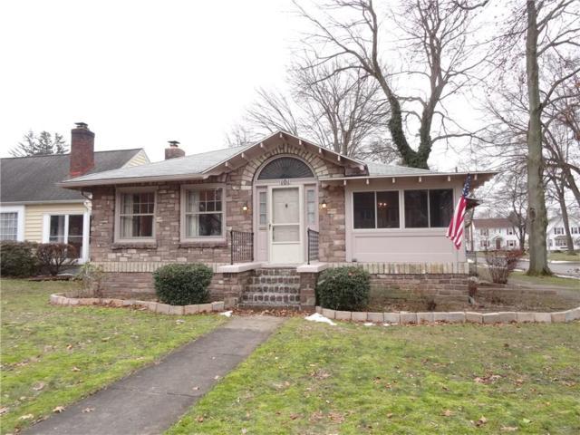 101 Chestnut Hill Drive, Irondequoit, NY 14617 (MLS #R1187375) :: Robert PiazzaPalotto Sold Team