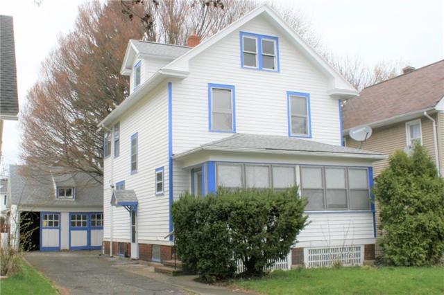 62 Mckinley Street, Rochester, NY 14609 (MLS #R1187539) :: Robert PiazzaPalotto Sold Team