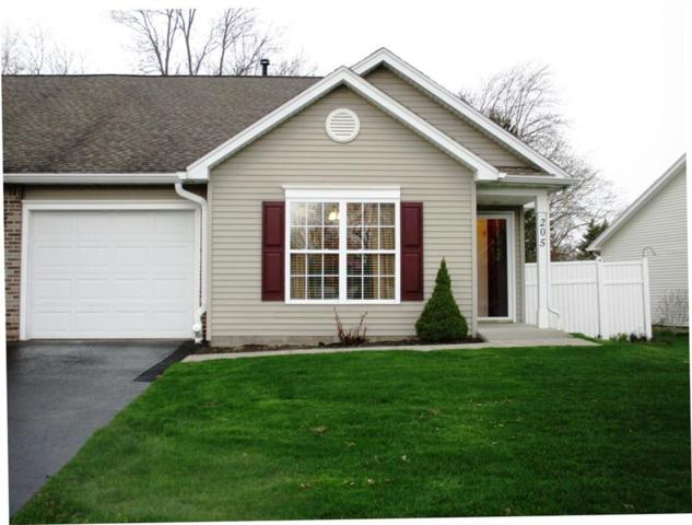 205 Rayfield Circle, Webster, NY 14580 (MLS #R1187622) :: Robert PiazzaPalotto Sold Team