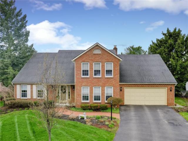 166 Caversham Woods, Pittsford, NY 14534 (MLS #R1187732) :: Robert PiazzaPalotto Sold Team