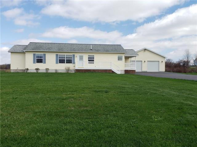 2649 Smith Road, Hopewell, NY 14424 (MLS #R1187845) :: Robert PiazzaPalotto Sold Team