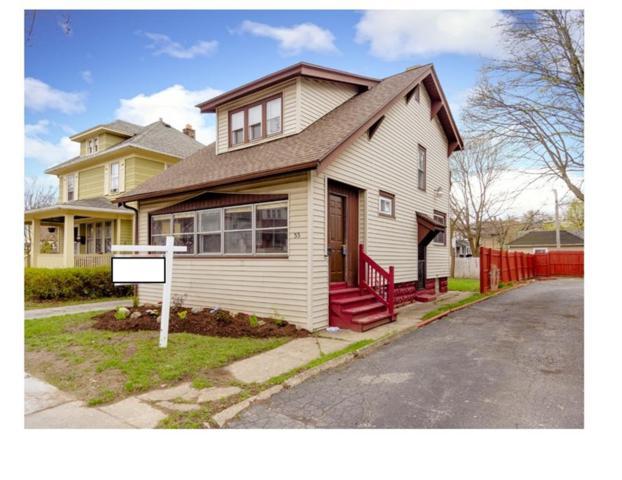 33 Dunbar Street, Rochester, NY 14619 (MLS #R1187956) :: Robert PiazzaPalotto Sold Team