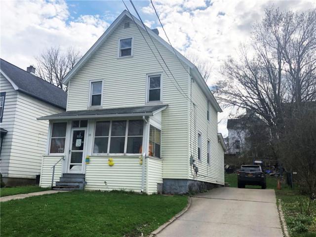 33 Chase Street, Auburn, NY 13021 (MLS #R1188434) :: Robert PiazzaPalotto Sold Team