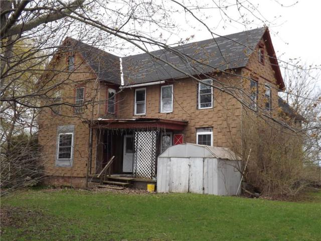 5668 Route 237, Clarendon, NY 14422 (MLS #R1189357) :: Updegraff Group