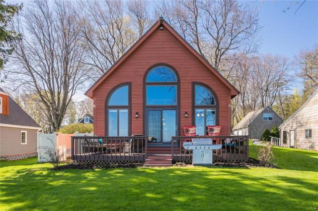 2145 First Ave Bear Harbor, Ontario, NY 14519 (MLS #R1192094) :: The Rich McCarron Team